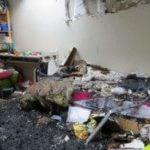 Situation d'EDVO au 10 Novembre suite à l'incendie